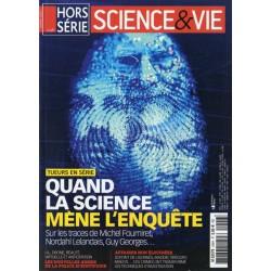 Science & Vie Hors série n° 296 H - Tueurs en série, quand la science mène l'enquête