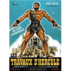 Les Travaux d'Hercule (de Pietro Francisci)