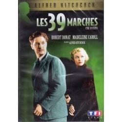 Les 39 marches (de Alfred Hitchcock) - DVD Zone 2