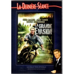 La Grande Évasion  (de John Sturges) - DVD Zone 2