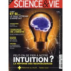 Science & Vie n° 1247 - Peut-on se fier à notre intuition ? Réponse des Neurosciences