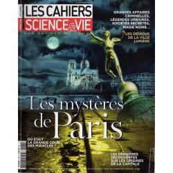 Les Cahiers de Science & Vie n° 138 - Les Mystères de Paris