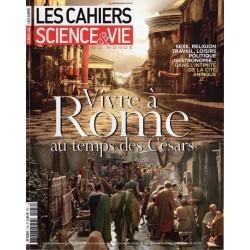 Les Cahiers de Science & Vie n° 136 - Vivre à Rome au temps des Césars