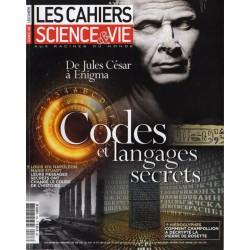 Les Cahiers de Science & Vie n° 133 - Codes et Langages Secrets : De Jules César à Engima