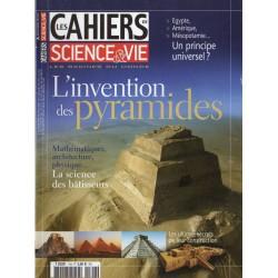 Les Cahiers de Science & Vie n° 106 - L'Invention des Pyramides