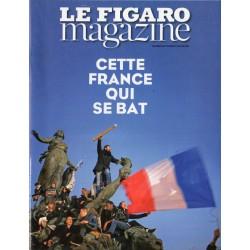 Le Figaro supplément n° 21910 - Cette France qui se bat - 17 janvier 2015
