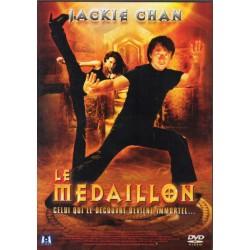 Lot 4 de DVD - Jackie Chan, Le Médaillon - DVD Zone 2