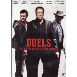 Lot 5 de DVD - Jean-Claude Van Damme, Duels - DVD Zone 2