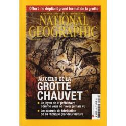 National Geographic n° 184 - Au coeur de la Grotte Chauvet