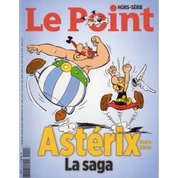 Le Point hors-série n° 4 - Astérix notre héros, La Saga