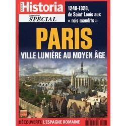 Historia Spécial n° 61 - PARIS, ville lumière au Moyen-âge