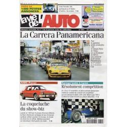La Vie de l'Auto n° 961 du 23/11/2000 - La Carrera Panamericana