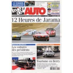 La Vie de l'Auto n° 1030 du 25/04/2002 - 12 heures de Jarama