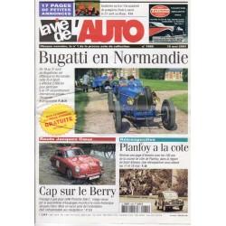 La Vie de l'Auto n° 1080 du 15/05/2003 - Bugatti en Normandie