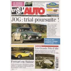 La Vie de l'Auto n° 1109 du 08/01/2004 - JOG : trial poursuite !