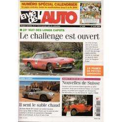 La Vie de l'Auto n° 1121 du 1er avril 2004 - 24e Nuit des Longs Capots