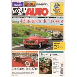 La Vie de l'Auto n° 1141 du 23 septembre 2004 - 48 heures de Troyes