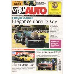La Vie de l'Auto n° 1142 du 30 septembre 2004 - Défilé de Valescure : Elégance dans le Var