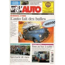 La Vie de l'Auto n° 1143 du 7 octobre 2004 - Mondial à Paris : L'auto fait des bulles