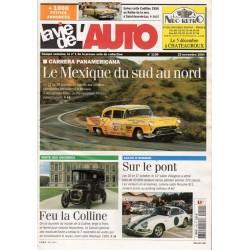 La Vie de l'Auto n° 1150 du 25 novembre 2004 - Carrera Panamericana : Le Mexique du sud au nord