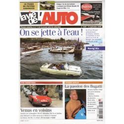 La Vie de l'Auto n° 1187 du 8 septembre 2005 - Navig-Aix : On se jette à l'eau !
