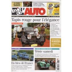 La Vie de l'Auto n° 1189 du 22 septembre 2005 - Rallye du Touquet : Tapis rouge pour l'élégance