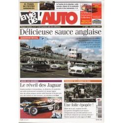 La Vie de l'Auto n° 1191 du 6 octobre 2005 - Goodwood Revival : Délicieuse sauce anglaise