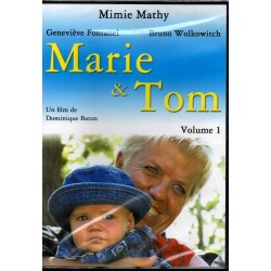 Marie & Tom (Mimie Mathy) - double DVD Zone 2 - Tome 1