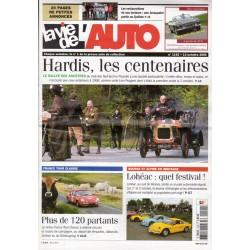 La Vie de l'Auto n° 1192 du 13 octobre 2005 - Le Rallye des Ancêtres : Hardis, les centenaires
