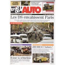 La Vie de l'Auto n° 1193 du 20 octobre 2005 - Les DS envahissent Paris