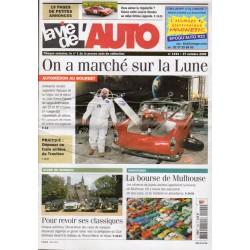 La Vie de l'Auto n° 1194 du 27 octobre 2005 - Automédon au Bourget : on a marché sur la Lune