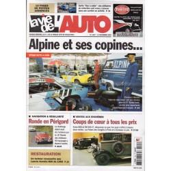 La Vie de l'Auto n° 1197 du 17 novembre 2005 - Epoqu'Auto à Lyon : Alpine et ses copines...