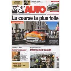 La Vie de l'Auto n° 1198 du 24 novembre 2005 - Carrera Panamericana : La course la plus folle