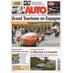 La Vie de l'Auto n° 1200 du 8 décembre 2005 - Grand tourisme en Espagne, de Madrid à l'Andalousie