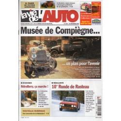 La Vie de l'Auto n° 1201 du 15 décembre 2005 - Musée de Compiègne ...