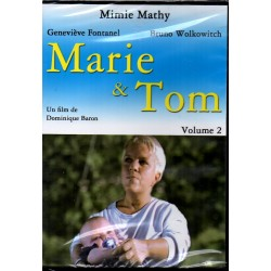 Marie & Tom (Mimie Mathy) - double DVD Zone 2 - Tome 2