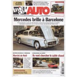 La Vie de l'Auto n° 1202 du 22 décembre 2005 - Mercedes brille à Barcelone