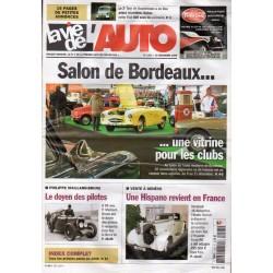 La Vie de l'Auto n° 1203 du 29 décembre 2005 - Salon de Bordeaux : une vitrine pour les clubs