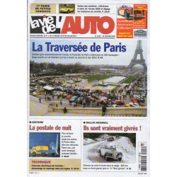 La Vie de l'Auto n° 1206 du 19 janvier 2006 - La Traversée de Paris