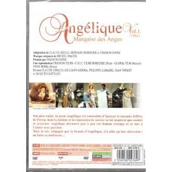 Angélique, Marquise des Anges (avec Michèle Mercier & Robert Hossein) - DVD Zone 2