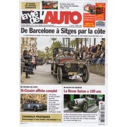 La Vie de l'Auto n° 1217 du 6 avril 2006 - De Barcelone à Sitges par la côte