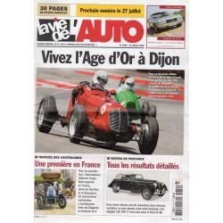 La Vie de l'Auto n° 1230 du 13 juillet 2006 - Vivez l'Age d'Or à Dijon