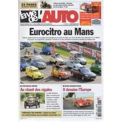 La Vie de l'Auto n° 1234 du 7 septembre 2006 - Eurocitro au Mans