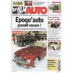 La Vie de l'Auto n° 1245 du 23 novembre 2006 - Epoqu'Auto grandit encore !