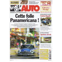 La Vie de l'Auto n° 1247 du 7 décembre 2006 - Cette folle Panamericana !