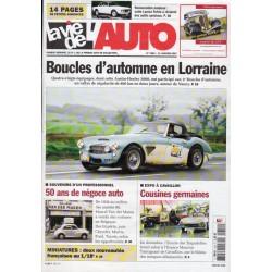La Vie de l'Auto n° 1252 du 11 janvier 2007 - Boucles d'automne en Lorraine