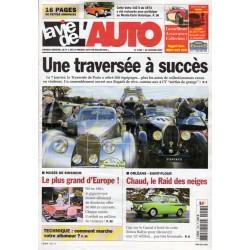 La Vie de l'Auto n° 1253 du 18 janvier 2007 - Traversée de Paris : Une traversée à succès