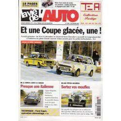 La Vie de l'Auto n° 1254 du 25 janvier 2007 - Circuit de Serre Chevalier : Et une Coupe glacée, une !