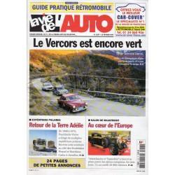 La Vie de l'Auto n° 1257 du 15 février 2007 - Le Vercors est encore vert
