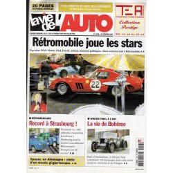 La Vie de l'Auto n° 1258 du 22 février 2007 - Rétromobile joue les stars
